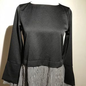 Zara women's blouse size S